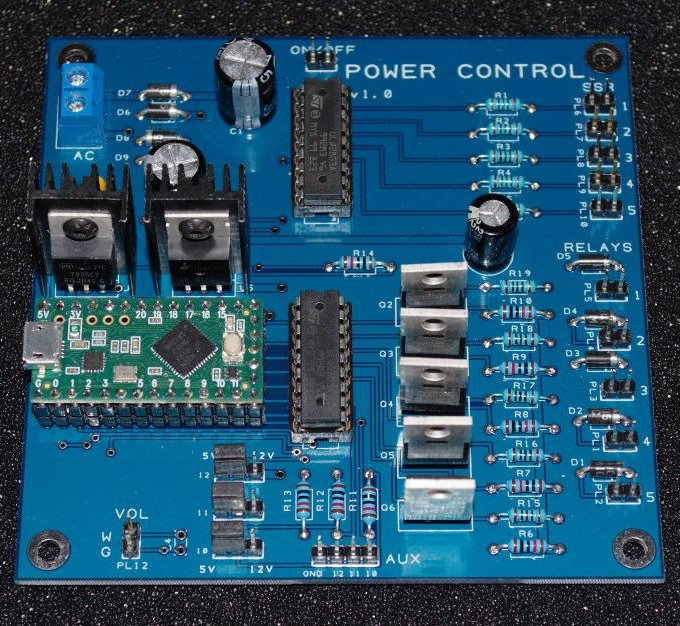 Arduino high power using